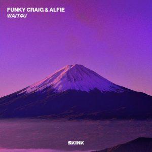 Funky Craig & Alfie - Wait4U artwork