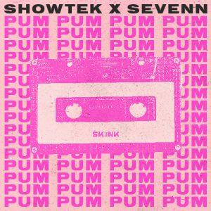 Showtek & Sevenn - Pum Pum artwork