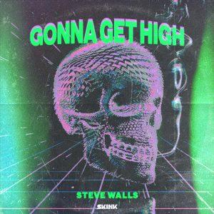 Steve Walls - Gonna Get High artwork