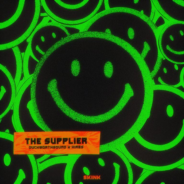Duckworthsound & Kirbs - The Supplier artwork