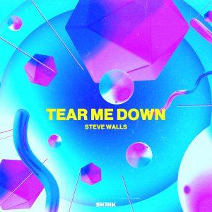 Steve Walls - Tear Me Down artwork