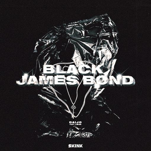 Daijo feat. Qwiss - Black James Bond artwork