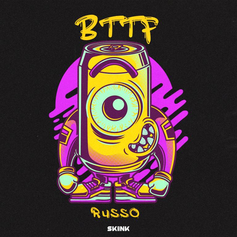 Russo - BTTF artwork