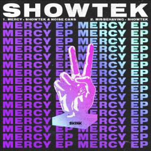 Showtek - Mercy EP artwork
